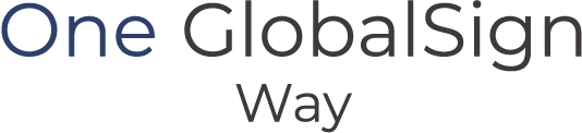 One GlobalSign Way